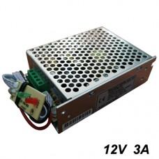 FTT9-110 Power supply CCTV Back-up 12V 3A