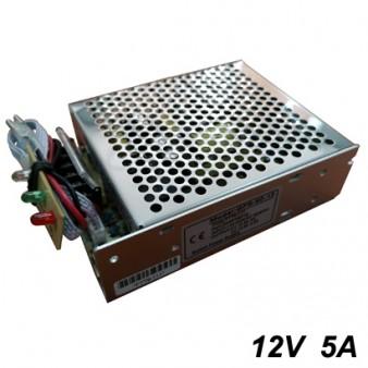 FTT9-111 Power supply CCTV Back-up 12V 5A