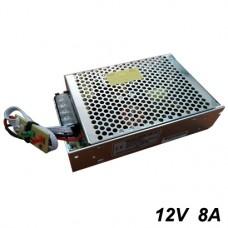 FTT9-112 Power supply CCTV Back-up 12V 8A