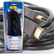 FTT1-020 HDMI-HDMI επίχρυσο 2.5m 1.4 version
