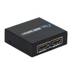 FTT14-001 HDMI SPLITTER 1 in 2 out