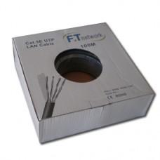 FTT6-015/100m Καλώδιο UTP CAT5E μονόκλωνο