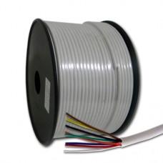 FTT8-004 Καλώδιο συναγερμού επικασσιτερωμονο 8 χ 0,22mm