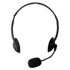 EAR 16684 ΑΚΟΥΣΤΙΚΑ ΚΕΦΑΛΗΣ ΜΕ ΜΙΚΡΟΦΩΝΟ (PC) & ΡΥΘΜΙΣΗ ΗΧΟΥ