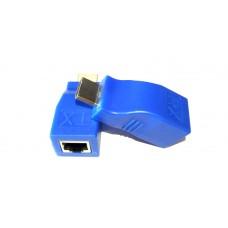 FTT14-016 HDMI Extender via UTP Cat5/6 Cable - RJ45 port ME ENA KΑΛΩΔΙΟ