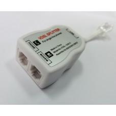 FTT3-056 VDSL SPLITTER white