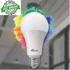 HOM-IO SMART LAMP WIFI 10W RGB E27 1050LM-RGB W2700K