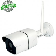 HOM-IO SMART WIFI CAMERA IP65 1080P (CLOUD-SD CARD)
