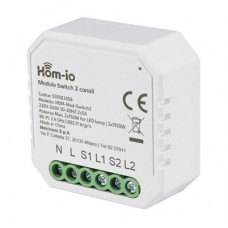 HOM-IO SMART 2 CHANNEL SWITCH
