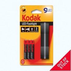 30412446 Kodak 9-LED flashlight black + 3 AAA EHD