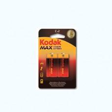 30952836 Kodak MAX alkaline C battery (2 pack)