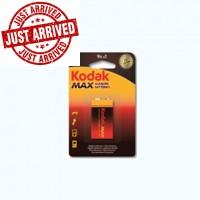 30952850 Kodak MAX alkaline 9V battery (1 pack)