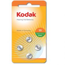 30410411 Kodak hearing aid P13 battery (4 pack)