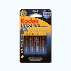 30959514 Kodak ULTRA premium alkaline AA battery (4 pack)