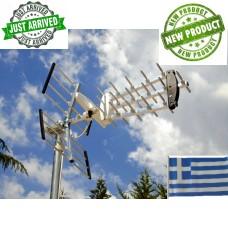 ΚΕΡΑΙΑ UHF Triple 5G