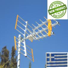 ΚΕΡΑΙΑ UHF Triple 4G