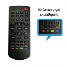 LOR 157/LEARN ΤΗΛΕΧΕΙΡΙΣΤΗΡΙΟ for DVB-T