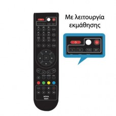 LOR 165/LEARN REMOTE CONTROL for NOVA HD 831
