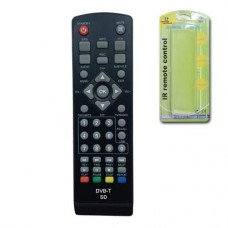 LOR-173 REMOTE CONTROL for DVB-T