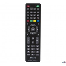 RM-D1266+B UNIVERSAL MULTIPLE CONTROLLER for DVB-T