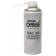 Σπρέυ αέρα με πεπιεσμένο αέρα 400ml stac plastic A02061