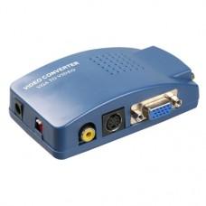 FTT14-009 VGA (PC) to TV (AV) converter