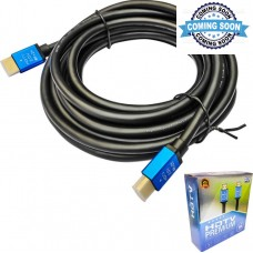 FTT1-082 GOLD HDMI-HDMI 5M 2.0Version