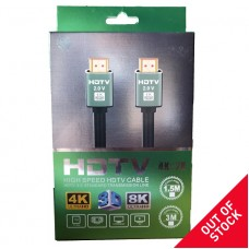 FTT1-081 GOLD HDMI-HDMI 3M 2.0Version