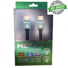 FTT1-081 GOLD HDMI-HDMI 3M 2.0Version