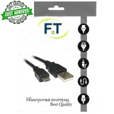 FTT16-606 CABLE USB - MICRO 1.5m Version2