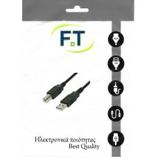 FTT16-601 CABLE USB A-B Version2 1.5m