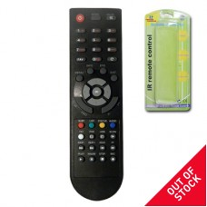 LOR-171 REMOTE CONTROL for DVB-T