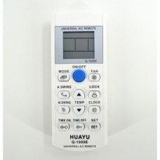Q-1000 UNIVERSAL AIR CONDITIONER Remote Control