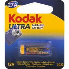 Kodak ULTRA alkaline 27A battery (1 pack)