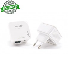 TENDA P200 MINI POWERLINE ADAPTER (KIT - 2 PIECES)